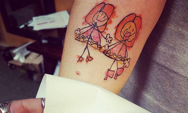Υπέροχες 44 ιδέες για τατουάζ μητρότητας: Ένα μικρό δείγμα της αγάπης σας για εκείνα