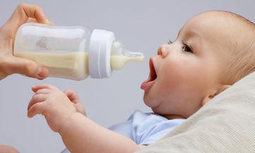 Εμετοί νεογέννητου: Πότε είναι ανησυχητικοί;