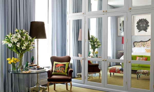 Deco: Διακοσμήστε το σπίτι σας με καθρέφτες (pics)
