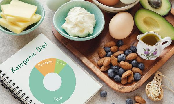 Keto diet: Κετογονική δίαιτα - Πρόγραμμα διατροφής 7 ημέρων