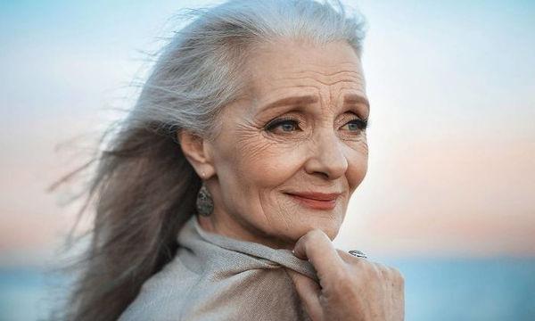 Η ομορφιά δεν έχει ηλικία. Γυναίκες μεγάλης ηλικίας σε ρόλο μοντέλου (pics)