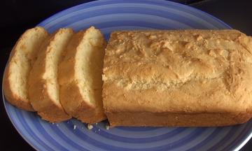 Φτιάξτε το πιο τέλειο και νόστιμο ψωμί, μόνο με 2 υλικά!