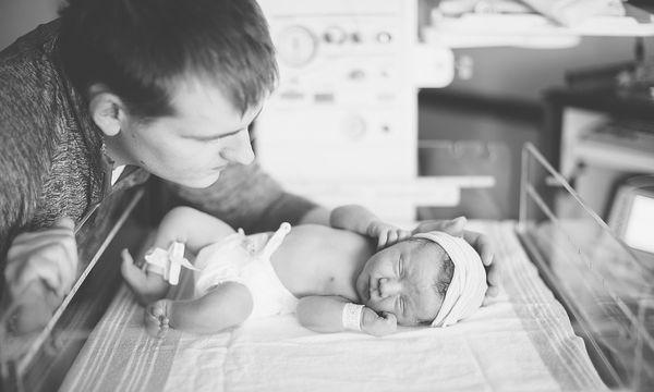 Η πιο δυνατή στιγμή: Οι μπαμπάδες συναντούν για πρώτη φορά τα νεογέννητα μωρά τους (pics)