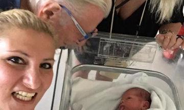 Θεοδώρα Βουτσά: Μιλάει πρώτη φορά για τη γέννηση της κόρης της και αποκαλύπτει πώς θα βαφτιστεί