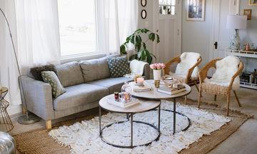 Μένετε στο ενοίκιο; Ορίστε απίθανες ιδέες για να βάλετε τη δική σας πινελιά στη διακόσμηση (pics)