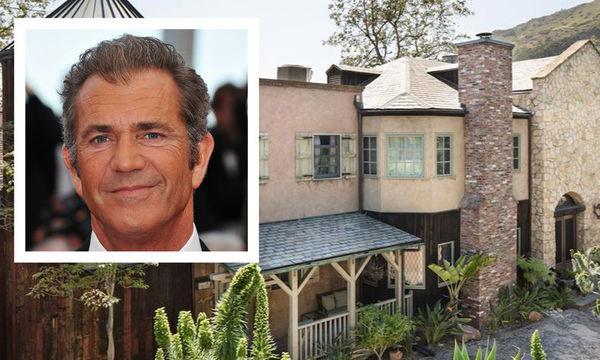 Θέα που κόβει την ανάσα: Δείτε το εντυπωσιακό σπίτι του Mel Gibson με θέα τον Ειρηνικό Ωκεανό (pics)