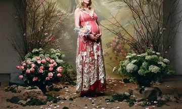Διάσημη ηθοποιός επιβεβαιώνει την εγκυμοσύνη της με μία εντυπωσιακή φωτογράφηση (pics)