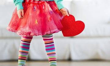 Ημέρα Αγίου Βαλεντίνου: 10 χειροτεχνίες που μπορείτε να φτιάξετε με τα παιδιά σας