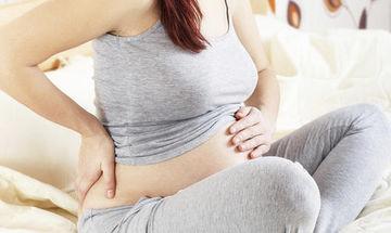 Εγκυμοσύνη: Ποια είναι η σωστή στάση σώματος για να μην πονάτε