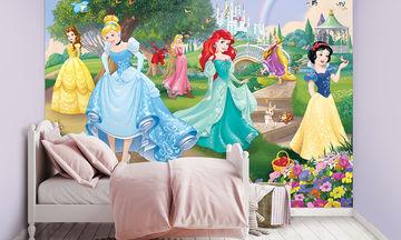 Deco: Διακοσμήστε το δωμάτιο της κόρης σας με θέμα τις πριγκίπισσες της Disney