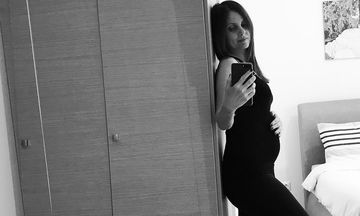 Η Ελένη Καρποντίνη επιβεβαίωσε την εγκυμοσύνη της! Έτσι έκρυβε την κοιλίτσα της αυτούς τους μήνες