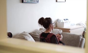 Αν διαμαρτύρεστε ότι το σπίτι σας είναι μικρό, τότε δείτε την ιστορία αυτής της οικογένειας (vid)