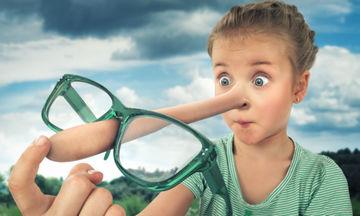 Ποιος είναι άραγε ο λόγος που τα παιδιά λένε ψέματα;