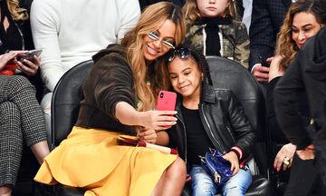 Η Beyoncé με τη Blue Ivy στην πιο στυλάτη κοινή τους εμφάνιση