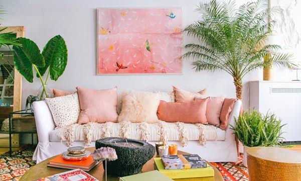 Λατρεύετε το ροζ; Δείτε πώς μπορείτε να το εντάξετε στη διακόσμηση του σπιτιού σας (pics)