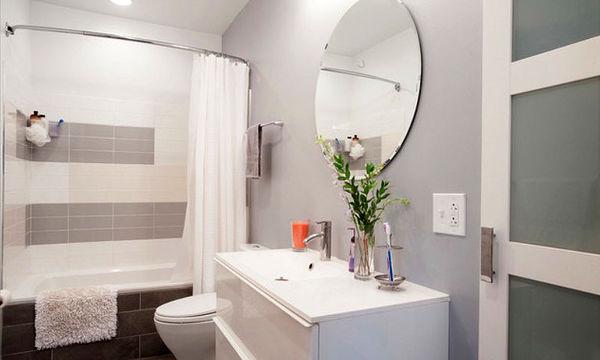 Είκοσι έξυπνες και οικονομικές ιδέες για το μπάνιο που θα σας φτιάχνουν τη διάθεση καθημερινά (pics)