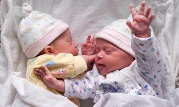 Δίδυμη εγκυμοσύνη: Η ανάπτυξη των δίδυμων εμβρύων μήνα με το μήνα (pics)