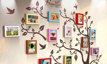 Τριάντα πρωτότυπες ιδέες για να διακοσμήσετε τους τοίχους του σπιτιού σας