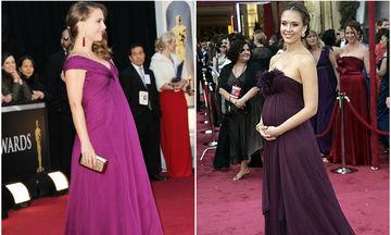 Έγκυος στα βραβεία Όσκαρ: Οι καλύτερες εμφανίσεις όλων των χρόνων (pics)