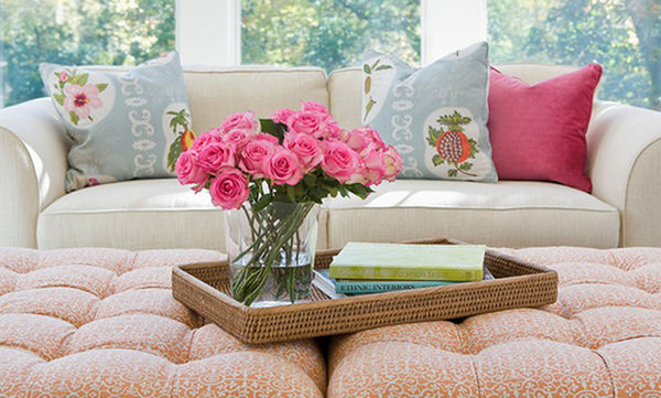 Deco: Ανοιξιάτικες ιδέες διακόσμησης - Βάλτε χρώμα στο σπίτι σας
