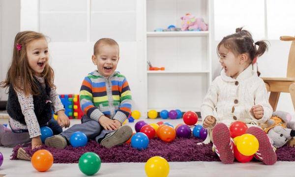 Έξυπνοι τρόποι  αποθήκευσης των παιδικών παιχνιδιών