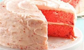 Τούρτα φράουλα: Η πιο εύκολη και νόστιμη συνταγή