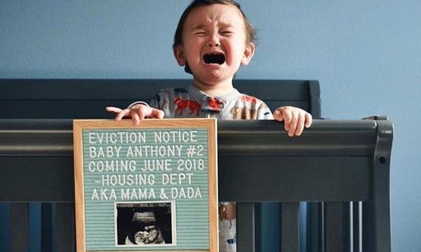 «Είμαι έγκυος»: Είκοσι απολαυστικές αντιδράσεις στο άκουσμα της είδησης (pics)