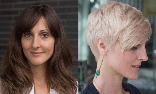 Γυναίκες που τόλμησαν κι έκοψαν κοντά τα μαλλιά τους. Το αποτέλεσμα, εντυπωσιακό (pics)