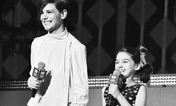Katie Holmes: Με την κόρη της Suri έχουν μία συγκινητική σχέση (pics)