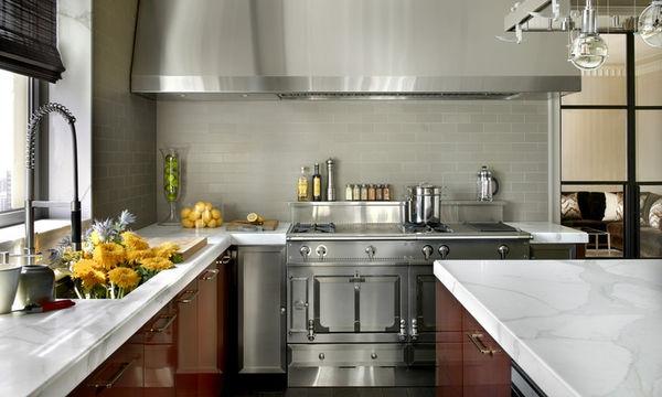 Είκοσι πέντε κουζίνες σε αποχρώσεις του γκρι - Θα αναθεωρήσετε για το χρώμα