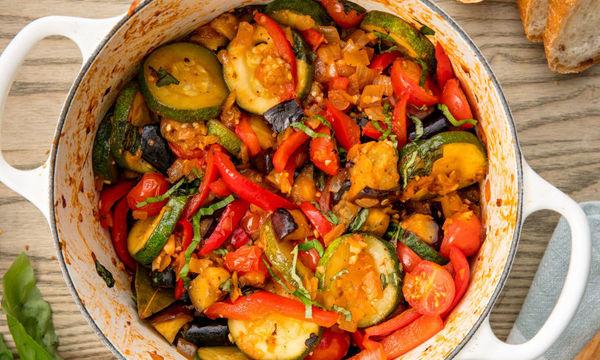 Συνταγή για το αυθεντικό γαλλικό «Ρατατούι» (το ελληνικό μπριάμ)