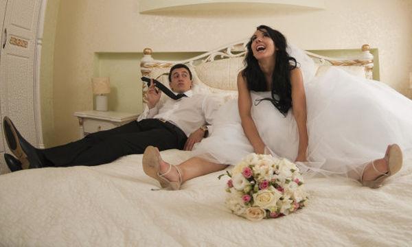 Κάνουν ή όχι τελικά τα νιόπαντρα ζευγάρια σεξ, την πρώτη νύχτα του γάμου;