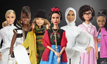 Ημέρα της Γυναίκας: Η Barbie τιμά τις γυναίκες που ενέπνευσαν την ανθρωπότητα με συλλεκτική συλλογή