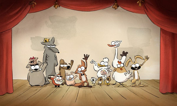 «Η Μεγάλη Κακιά Αλεπού και Άλλες Ιστορίες»: Μια τρυφερή ταινία για εσάς και  τα παιδιά σας