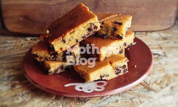 Νηστίσιμη συνταγή: Μπομπότα με σταφίδες και μέλι από τον Γιώργο Γεράρδο