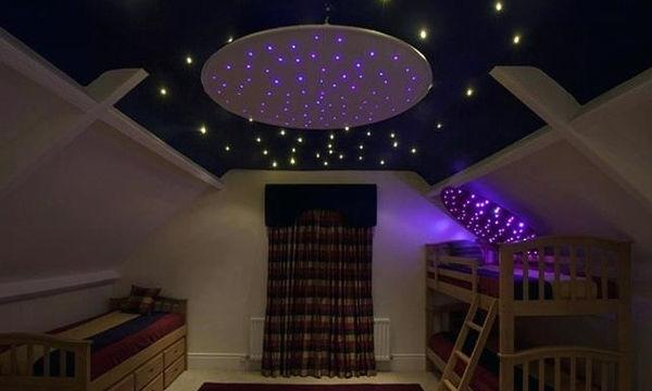 Διακοσμήστε το παιδικό δωμάτιο με φωσφορούχα αστέρια - Τα παιδιά θα ξετρελαθούν