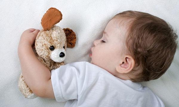 Πώς μια γνώριμη μυρωδιά μπορεί να ηρεμήσει ένα μωρό