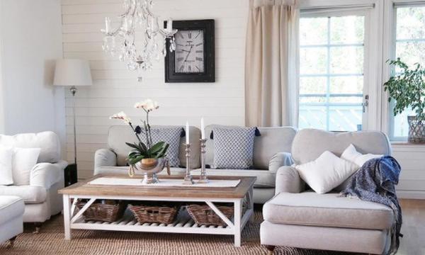 Ιδέες διακόσμησης: 15 καθιστικά που θα σας εμπνεύσουν για το δικό σας (pics)