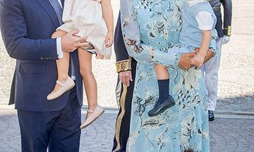 Baby boom: Η πριγκίπισσα γέννησε και το Παλάτι γιορτάζει