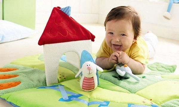 Βρεφικό χαλάκι ανακάλυψης για παιδιά έως 2 ετών