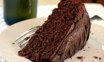 Κέικ σοκολάτας χωρίς βούτυρο - Δοκιμάστε το!