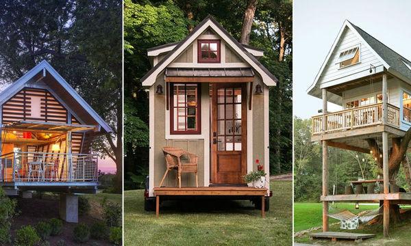 Τριάντα πέντε μικροσκοπικά σπίτια που θα σας εντυπωσιάσουν (pics)