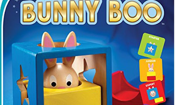 «Που βρίσκεται το λαγουδάκι;»: Ένα διασκεδαστικό παιχνίδι για παιδιά έως 5 ετών