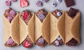Είναι μόλις 16 ετών και δημιουργεί τα πιο εντυπωσιακά vegan γλυκά και επιδόρπια που έχετε δει (pics)