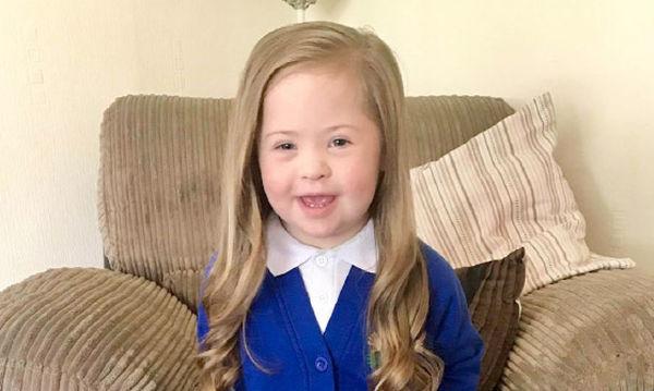 Γνωρίστε την Chloe, το 5χρονο κορίτσι που άλλαξε τις αντιλήψεις για το σύνδρομο Down (pics+vid)
