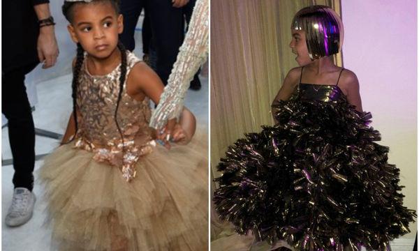 Blue Ivy: Οι εμφανίσεις της κόρης της Beyonce, που έχουν σηκώσει αρκετή συζήτηση (pics)