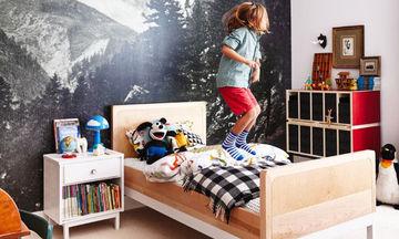 Deco: Είκοσι δημιουργικές ιδέες για παιδικά δωμάτια αγοριών