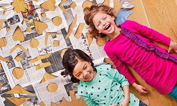 DIY: Είκοσι απλές και όμορφες χάρτινες κατασκευές για παιδιά