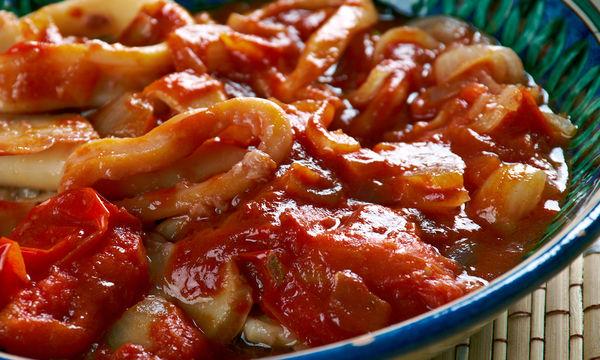 Νόστιμη και νηστίσιμη συνταγή: Σουπιές στιφάδο