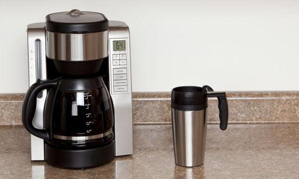 Πώς θα καθαρίσετε την καφετιέρα σας